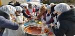 영월 '콩삶는 마을 대잔치' 성황