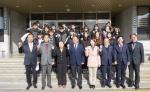 동해 청소년참여위 의회 방문
