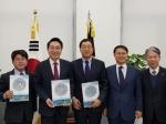 김철수 속초시장 국회 방문