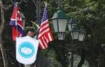 성조기·인공기 게양한 베트남 하노이