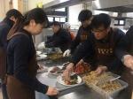 도로공사 밥상공동체 급식봉사