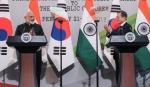 문대통령-모디 총리 정상회담…'印 원전건설 한국 참여' 공감대