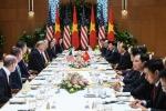 미-베트남 확대 양자회담