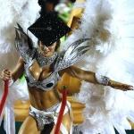 브라질 카니발 축제 삼바 퍼레이드