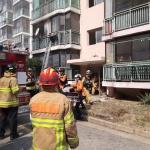 춘천 후평동 아파트 화재