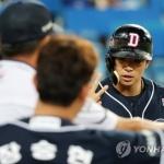 김재환, 연타석 홈런으로 6타점…두산, 주말 3연전 싹쓸이