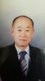 [새의자]진호탁  삼척 진주초 총동문회장
