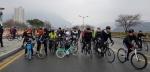 자전거 타며 새로운 영월 100년 도약 다짐