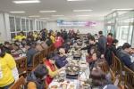 고성군여성단체협 식사 제공