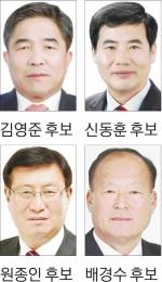 원주축협·판부농협 '수성 vs 교체' 접전