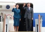 문재인 대통령, 동남아 3국 순방차 출국