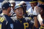 강정호, 또 넘겼다…MLB 시범경기 4호 홈런