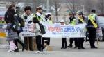 인제 유관기관 합동 교통안전 캠페인