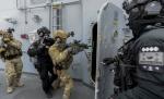 동해 군항 대테러 합동훈련