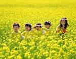 꽃망울 맺히니 꽃길 열리겠네 '봄이 오나 봄'