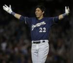 옐리치, 개막 후 4연속 경기 홈런…ML타이기록