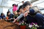 인제 어린이 봄꽃심기