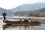 정선아리랑 발상지 아우라지 전통 나룻배 운행 재개