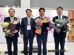 영월군수,4일 힐링페어 2019에서 힐링공로상 수상