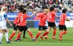 후반 추가시간 실점…윤덕여호, 아이슬란드와 첫 경기 2-3 패
