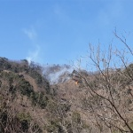 양구 두무리·인제 관대리 경계서 산불 발생…헬기 등 진화대 투입 진화 중