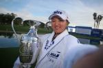 고진영, 여자골프 세계 랭킹 1위 등극…한국 선수 5번째