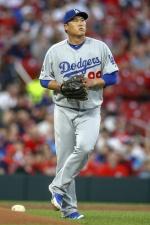 류현진, 열흘짜리 부상자 명단…MLB 진출 후 9번째