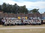 일본군 성노예 피해 할머니를 위한 '평화나비 RUN' 기부마라톤