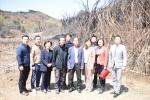 산불로 작품 500여점 소실한 박의현 화백에 성금 전달