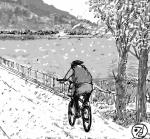 자전거 봄나들이