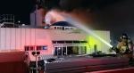 속초 시장 건물 화재