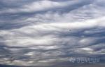하늘 덮은 '거친물결구름'