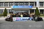 전국 72 라이더 속초시청 성금전달