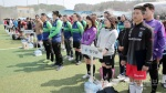 도지사배 풋살대회 개회식