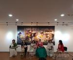 다섯작가들이 출간한 책 '13월의 작업실' 출판기념회