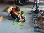 원주소방서, 어린이집 대상 소방안전교육