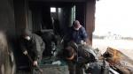 한수원 한강본부 강릉 산불 피해현장서 봉사활동