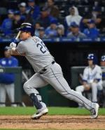 탬파베이 최지만, 시즌 2호 홈런 폭발