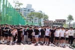 홍천고 개교 기념 단축 마라톤대회