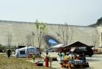 평화의 댐 오토캠핑장 인기
