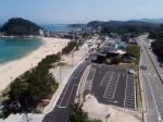 서핑메카 죽도해변 도시 기반시설 확충