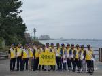 속초재향경우회 자연보호캠페인