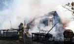 인제 펜션창고 화재…원인 조사중