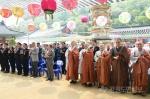 월정사 '부처님 오신 날' 봉축법요식