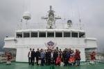 동해해양경찰서 병영문화 체험