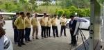 평창군의회 주요사업장 점검