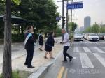 더 안전하고 더 깨끗한 원주만들기 교통캠페인