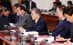 강원산불 피해복구 377억원 '예비비 지출' 국무회의 의결