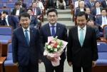 바른미래당 신임 원내대표에 오신환 선출