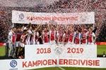 '트레블 놓쳤지만'…아약스, 네덜란드 리그 34번째 우승·2관왕